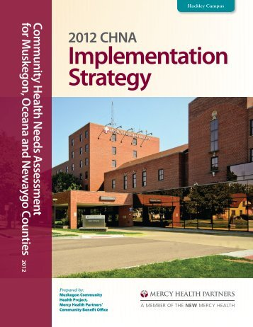 Implementation Strategy - Mercy Health Partners