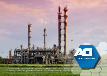 ACI Industriearmaturen