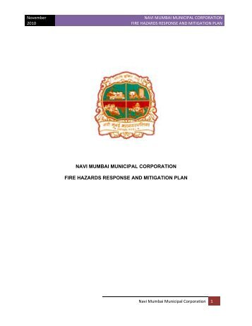 Circular For Industrial Drill - Maharashtra Fire Services