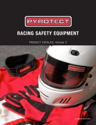 Racing Safety Equipment - Kartek Off Road