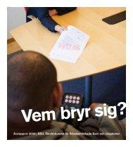 Årsrapport 2009 | RBU, Riksförbundet för Rörelsehindrade Barn och ...
