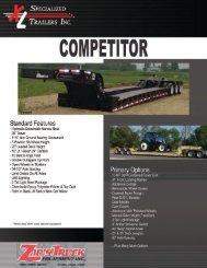 XL Competitor - Zip's Truck Equipment
