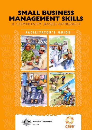 Small Business Management Skills - Economic Development Unit ...