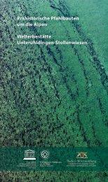 Download. - Welterbe Prähistorische Pfahlbauten