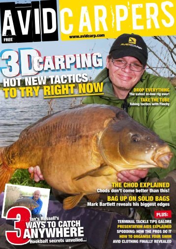 Avid Carpers Vol. 1 (2012)(10 MB) - Byron
