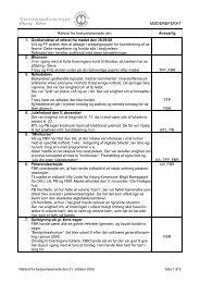 Referat bestyrelsesmøde 2008 10 21