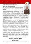 Tätigkeitsbericht 2009 - Freiwillige Feuerwehr der Stadt Traun - Page 3