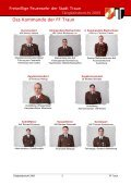 Tätigkeitsbericht 2009 - Freiwillige Feuerwehr der Stadt Traun - Page 5