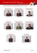 Tätigkeitsbericht 2009 - Freiwillige Feuerwehr der Stadt Traun - Page 6