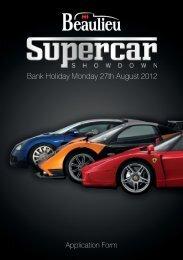 Bank Holiday Monday 27th August 2012 - Beaulieu