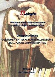 Articolo - Dialoghi