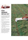 Front-Giromäher GMD Serie 102 F - Seite 2