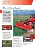 Front-Giromäher GMD Serie 102 F - Seite 6