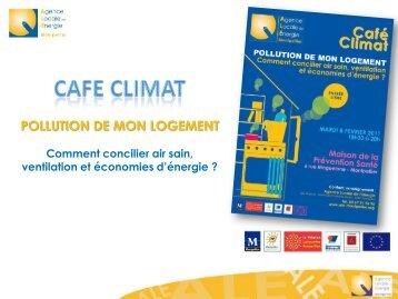 Concilier qualité de l'air et économies d'énergie - ALE-Montpellier