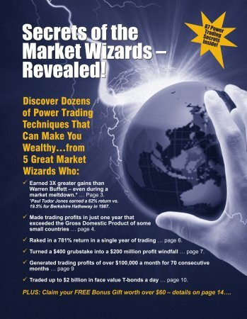 Secrets of the Market Wizards - TradeWins Publishing