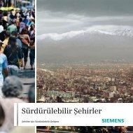 Sürdürülebilir Şehirler - Siemens