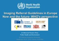 03_Perez_EC Workshop- Referral Guidelines- the ... - myESR.org