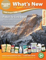 Products for Every Season!
