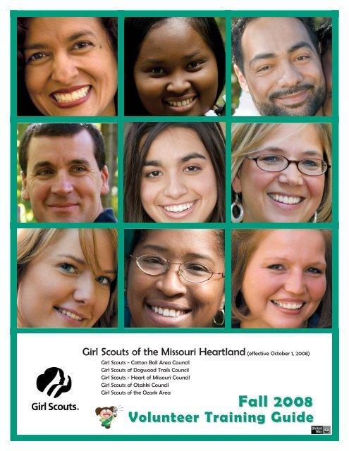 Training Guide 3.qxp - Girl Scouts of the Missouri Heartland