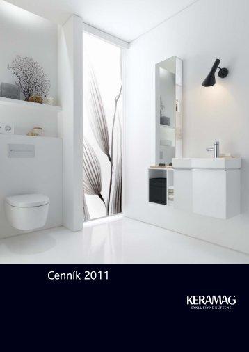 Cenník KERAMAG 2011 platný od 1. 4. 2011