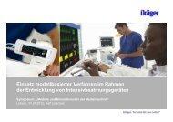 Einsatz modellbasierter Verfahren im Rahmen der Entwicklung von ...