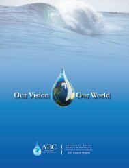 Download ABC's 2011 Annual Report - Association of Boards of ...