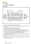 VOGEL - Mehrstufenpumpen - Pumpenfabrik Ernst Vogel - Seite 7