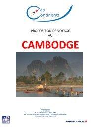 cambodge - Sologne Inter CE