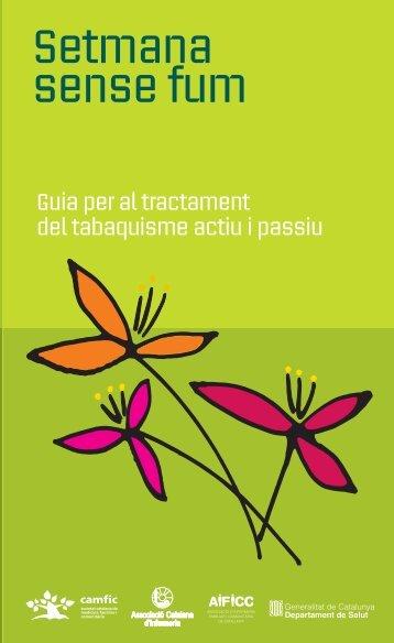 Guia per al tractament del tabaquisme actiu i passiu - Camfic