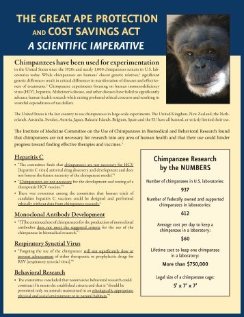Scientific Fact Sheet - Physicians Committee for Responsible Medicine