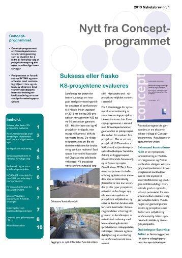 Concept Nyhetsbrev 2013-1.pdf - Concept - NTNU