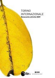 TORINO INTERNAZIONALE - Torino Strategica