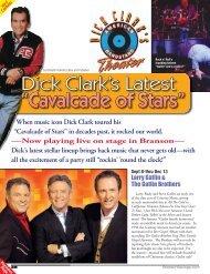 Dick Clark's Theater - Branson Savings .Com