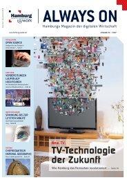Tv-Technologie der Zukunft