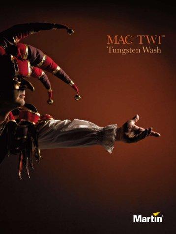 MAC TW1 - Martin Professional