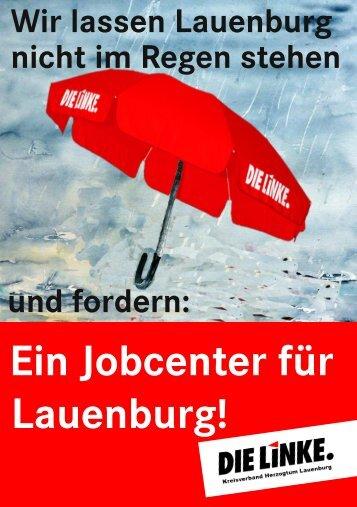Download Flyer - Die Linke - Kreisverband Herzogtum Lauenburg