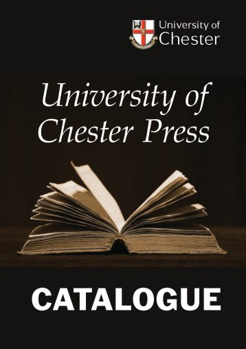 University of Chester Press - Study in the UK