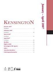 Catalog - Kensington Books