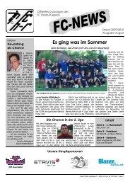 FC-NEWS 0910 1 - FC Hasle-Rüegsau