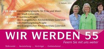 Programm - Evangelischer Kirchenkreis Gütersloh