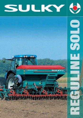 08-11-052 Sulky Reguline Solo GB - Reco