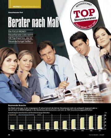 Steuerberater-Test 2007 - Dr-knabe.de