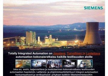 ATEX - Siemens