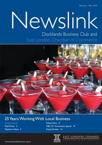 Newslink Jan2010 - London Chamber of Commerce and Industry