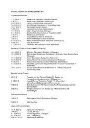 Aktuelle Termine der Bundeswehr Ba-Wü Schulen/Hochschulen 17 ...