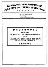ÉTATS DE L-AFRIQUE - International Democracy Watch
