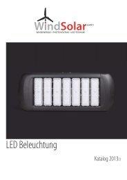 LED Beleuchtung - WindSolar GmbH