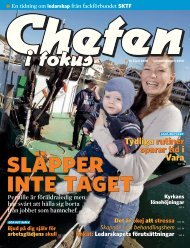 Chefen i fokus nr 3 2008.pdf - Vara kommun