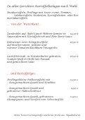 Winterliche Menüs - Kirchspielskrug Mildstedt - Seite 7