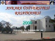 2009'da Gökyüzü - Optronik